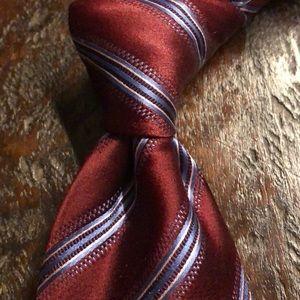 Brioni Tie. handmade in Italy.